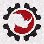 Rhino Metals logo aresmaxima
