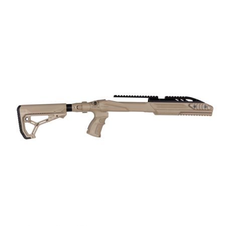 Fab Design chassis Ruger PRO 10/22® avec GL-Core Stock aresmaxima.com