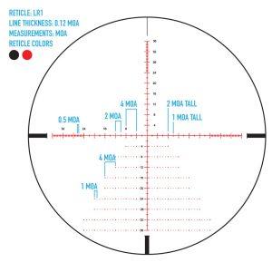 Sightmark Citadel 3-18x50 LR1 aresmaxima.com