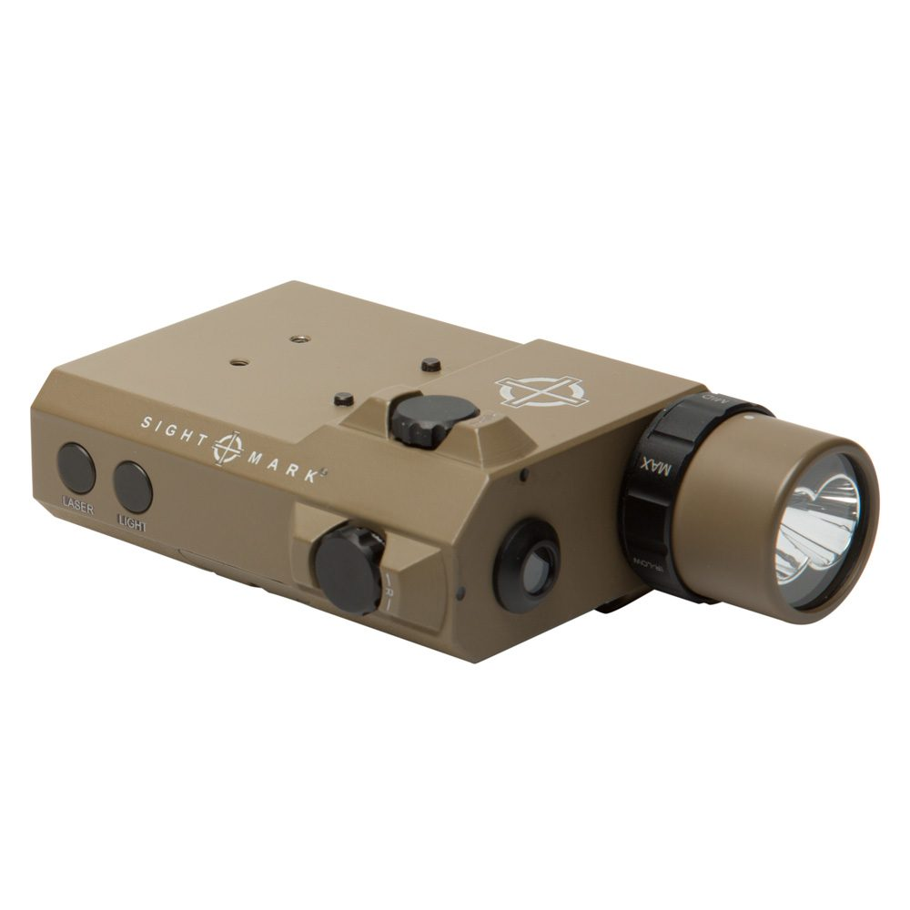 Sightmark LoPro Mini Combo & IR Dark Earth aresmaxima.com