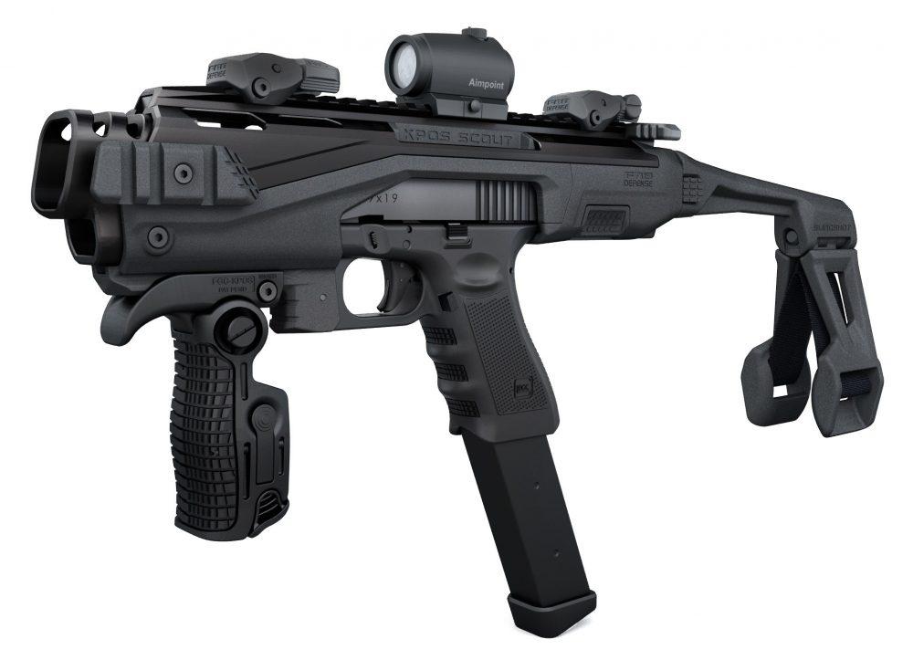 KPOS Scout Sl Slingshot Fab Defense aresmaxima.com