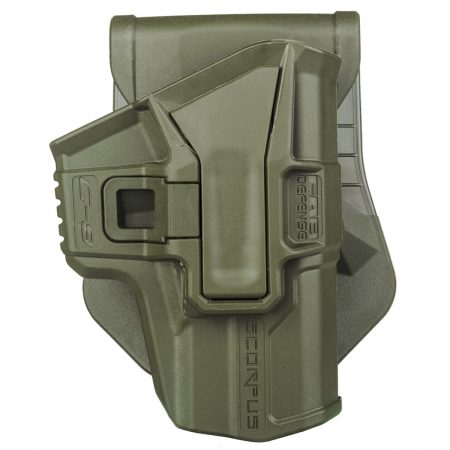 FAB Defense SCORPUS Level 1 Glock aresmaxima.com