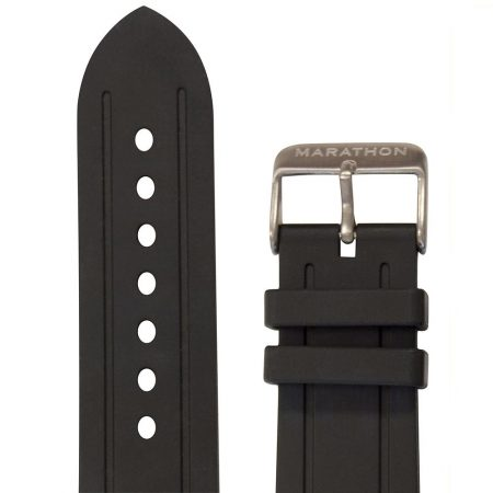22MM VULCANIZED RUBBER DIVE WATCH STRAPS IN VARIOUS COLORS aresmaxima.com