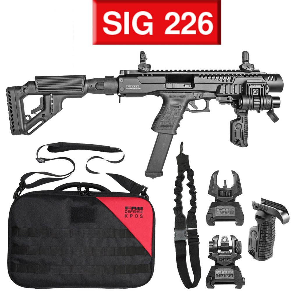 KPOS G2D Delta - Fab Defense SIG SAUER P226 aresmaxima.com