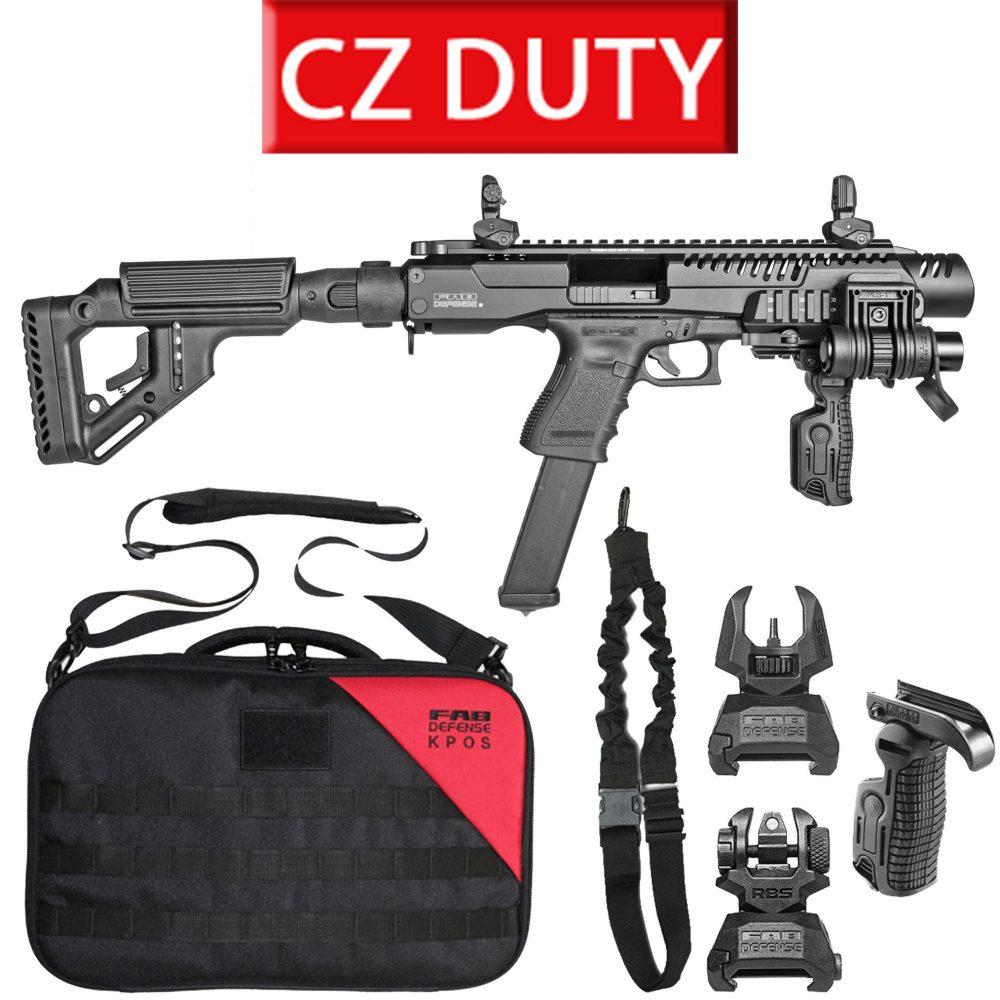 KPOS G2D Delta - Fab Defense CZ DUTY aresmaxima.com