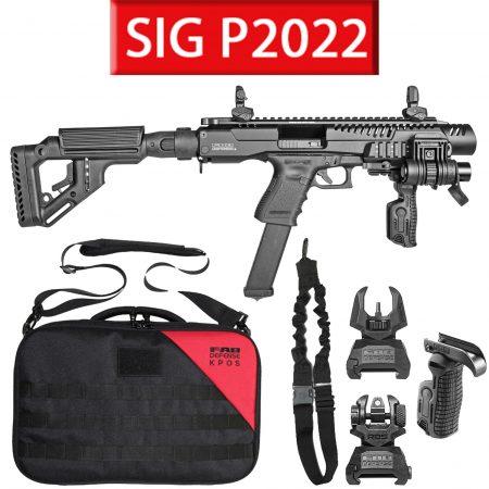 KPOS G2D Delta - Fab Defense SIG SAUER 2022 aresmaxima.com