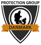 A Protection Group Denmark logója aresmaxima.com