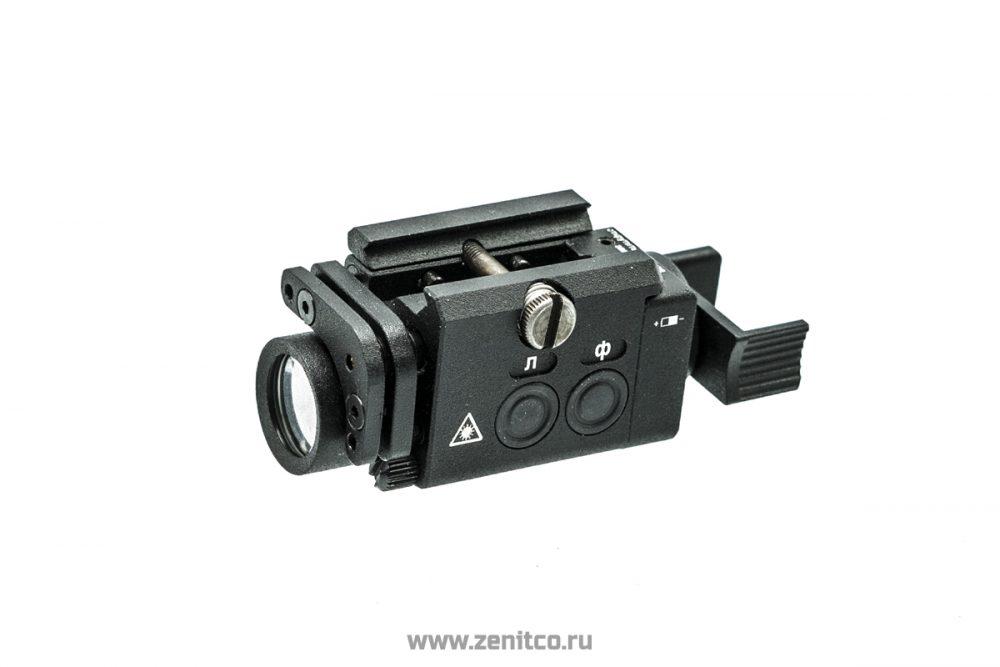 "Klesch mini 2KS + laser ""aresmaxima.com"